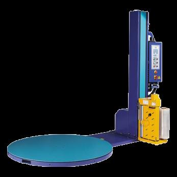Паллетоупаковщик полуавтоматический для упаковки паллет в стрейч-пленку ЕХР-108W