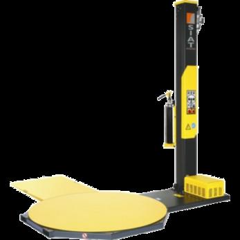 Паллетоупаковщик полуавтоматический для упаковки паллет в стрейч-пленку Paclet Siat Basic