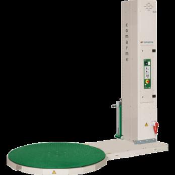 Полуавтоматическая машина для упаковки паллет в стрейч-пленку (паллетообмотчик) Ronda 2000S