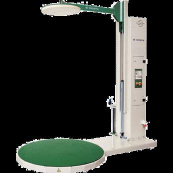 Полуавтоматическая машина для упаковки паллет в стрейч-пленку (паллетообмотчик) Ronda 3000S