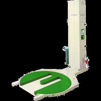Полуавтоматическая машина для упаковки паллет в стрейч-пленку (паллетообмотчик) Ronda 5000