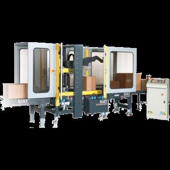 Автоматические заклейщики коробов SM44-HD и AS24 / SM446-HD и AS24/650