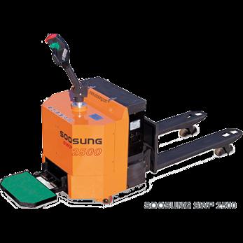 Гидравлическая тележка модель SOOSUNG SWP2500