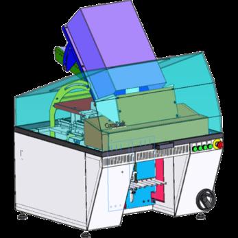 Автоматический клипсатор A408IND
