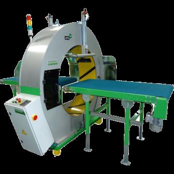 Автоматическая машина для орбитальной обмотки в стрейч-пленку Atis 125