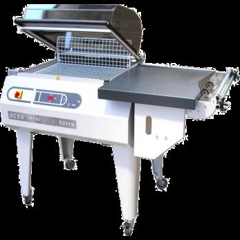 Полуавтоматическая термоусадочная машина камерного типа SC 55