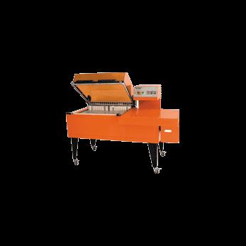 Термоусадочная машина камерного типа для упаковки в термопленку YS-ZB-6084