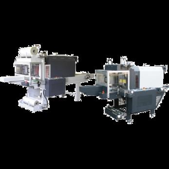 Автоматическая линия для упаковки в рукав CAM 500 S/700 S/900 S/1250 S
