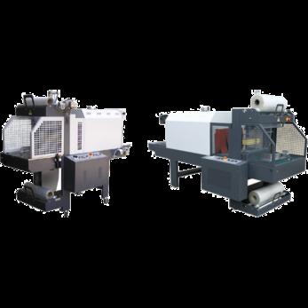 Моноблочные полуавтоматические машины для упаковки в рукав с толкателем САМ 500 S/САМ 700 S/САМ 900 S/САМ 1250 S