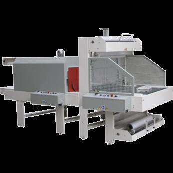 Полуавтоматическая машина для упаковки в рукав с толкателем