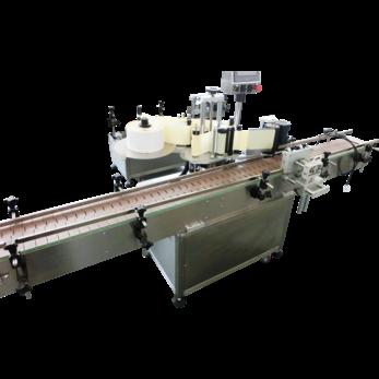Автоматическая этикетировочная машина YM515 для круглой тары