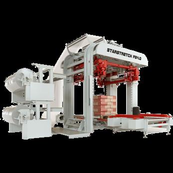 Автоматическая стрейч-худ машина Bocedi STARSTRETCH FB4.0