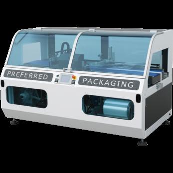 Автоматическая машина прерывистого движения с боковой запайкой модель Preferred Packaging SOL