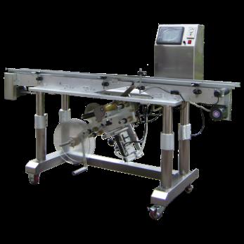 Автоматический аппликатор YM210X для самоклеящихся этикеток