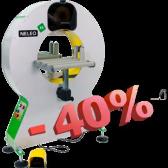 Орбитальный обмотчик-полуавтомат Neleo 50 со скидкой 40%!