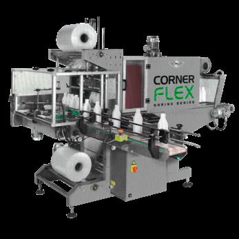 Термоусадочный автомат CORNERFLEX