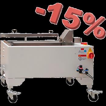 Полуавтоматический формовщик коробок GPK-40S со скидкой 15%