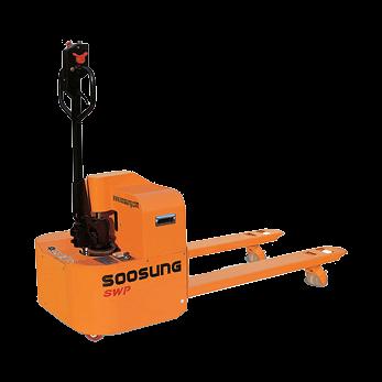 Гидравлическая тележка модель SOOSUNG SWP1500