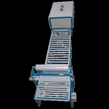 Термоусадочная машина для упаковки длинномерной продукции