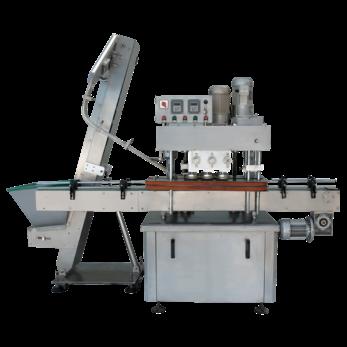 Автоматическая машина для укупорки бутылок CM300