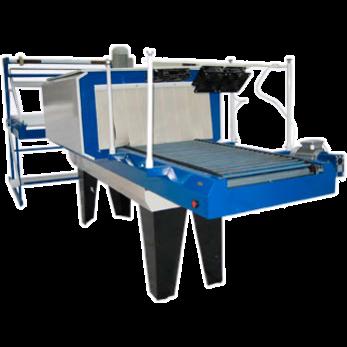 Термоусадочная машина УМ-750ДЗ для групповой термоупаковки в ПЭ пленку