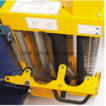Паллетоупаковщик Exp-108W: каретка с предварительным растяжением