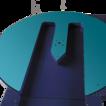 U образный стол для паллет паллетоупаковщика EXP-308