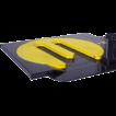 W образная платформа  паллетоупаковщик paclet (paklet) siat для упаковки паллет в стрейч пленку