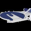 Полуавтоматический паллетообмотчик Rotoplat 107 FRD/TP 107 FRD