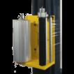 Полуавтоматическая машина для упаковки паллет в стрейч-пленку (паллетообмотчик) с вращающейся «рукой» RA-S
