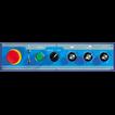 Полуавтоматическая термоусадочная машина туннельного типа EKL-455МТ