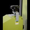 Полуавтоматический  паллетообмотчик EXP-408