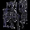 Схема электрической лебедки HXS
