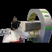 Полуавтоматическая машина для  орбитальной обмотки в стрейч-пленку Neleo 160
