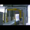 Автоматическая машина с вращающейся «рукой» для упаковки паллет в пленку стрейч модель Vasco ARM3500