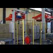 Автоматический паллетообмотчик для упаковки паллет в пленку стрейч Vasco RRM4500