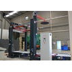 Автоматическая машина для упаковки паллет в стрейч-пленку (паллетообмотчик) Vasco TRM 500/TRM 500L