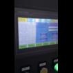 ЖК панель управления паллетоупаковщика Olympic 100 (опция)