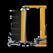 Роликовый конвейер на паллетоупаковщик для упаковки паллет в стрейч-пленку ЕХР-501