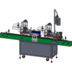 Схема автоматического аппликатора этикеток YM620