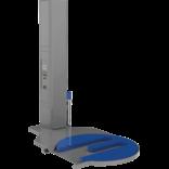 Полуавтоматическая машина для упаковки паллет в стрейч-пленку (паллетообмотчик) MH-FG-2000AW