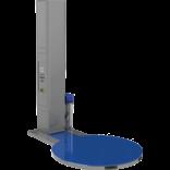 Полуавтоматическая машина для упаковки паллет в стрейч-пленку (паллетообмотчик) MH-FG-2000B