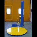 Полуавтоматическая машина для упаковки паллет в стрейч-пленку (паллетообмотчик) FS310