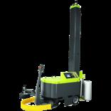 Автоматическая роботизированная машина для упаковки паллет в стрейч-пленку (паллетообмотчик) EXP-601