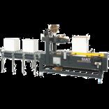 Полуавтоматический моноблок для формовки и заклейки коробов PS50TB