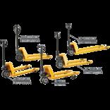 Гидравлическая тележка модель BF/WA