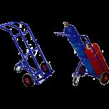 Тележка для перевозки газовых баллонов КП-2
