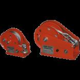 Лебедки ручные барабанные малогабаритные BHW-1200, BHW-1800