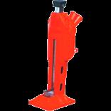Домкрат механический QD (реечно-винтовой)
