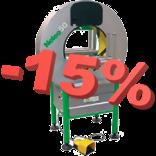 Горизонтальный обмотчик Neleo 50 со скидкой 15%